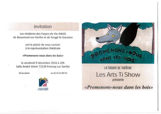 les arts ti show
