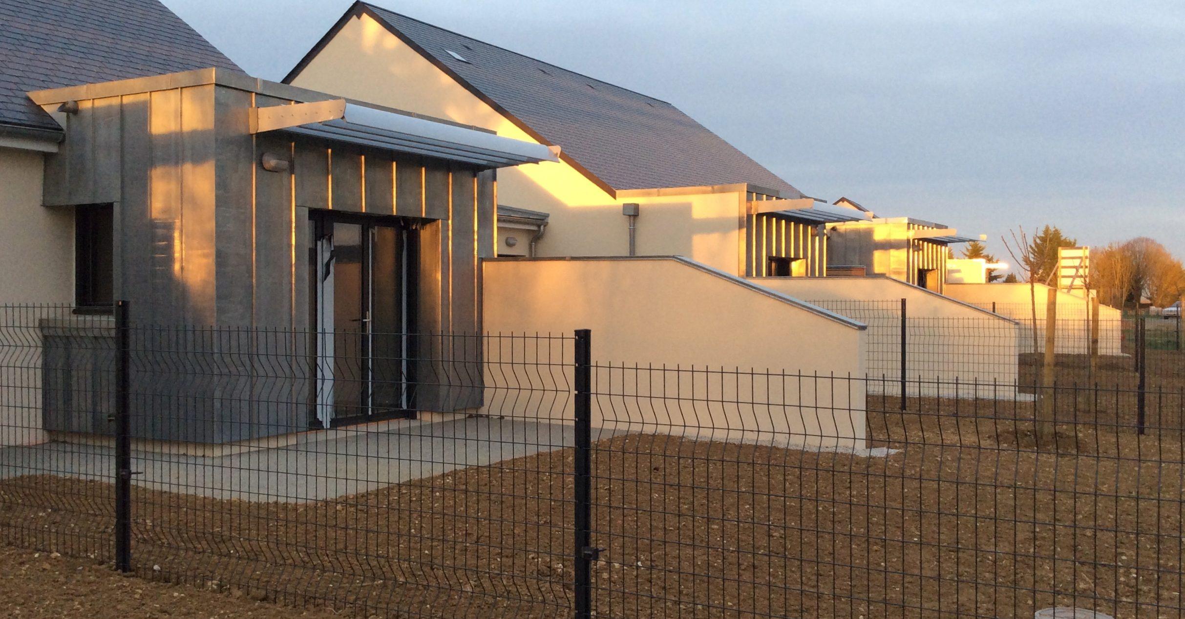 Logements Sociaux Adaptes Inauguration Souge Le Ganelon
