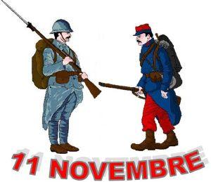 Cérémonie commémorative du 11 novembre