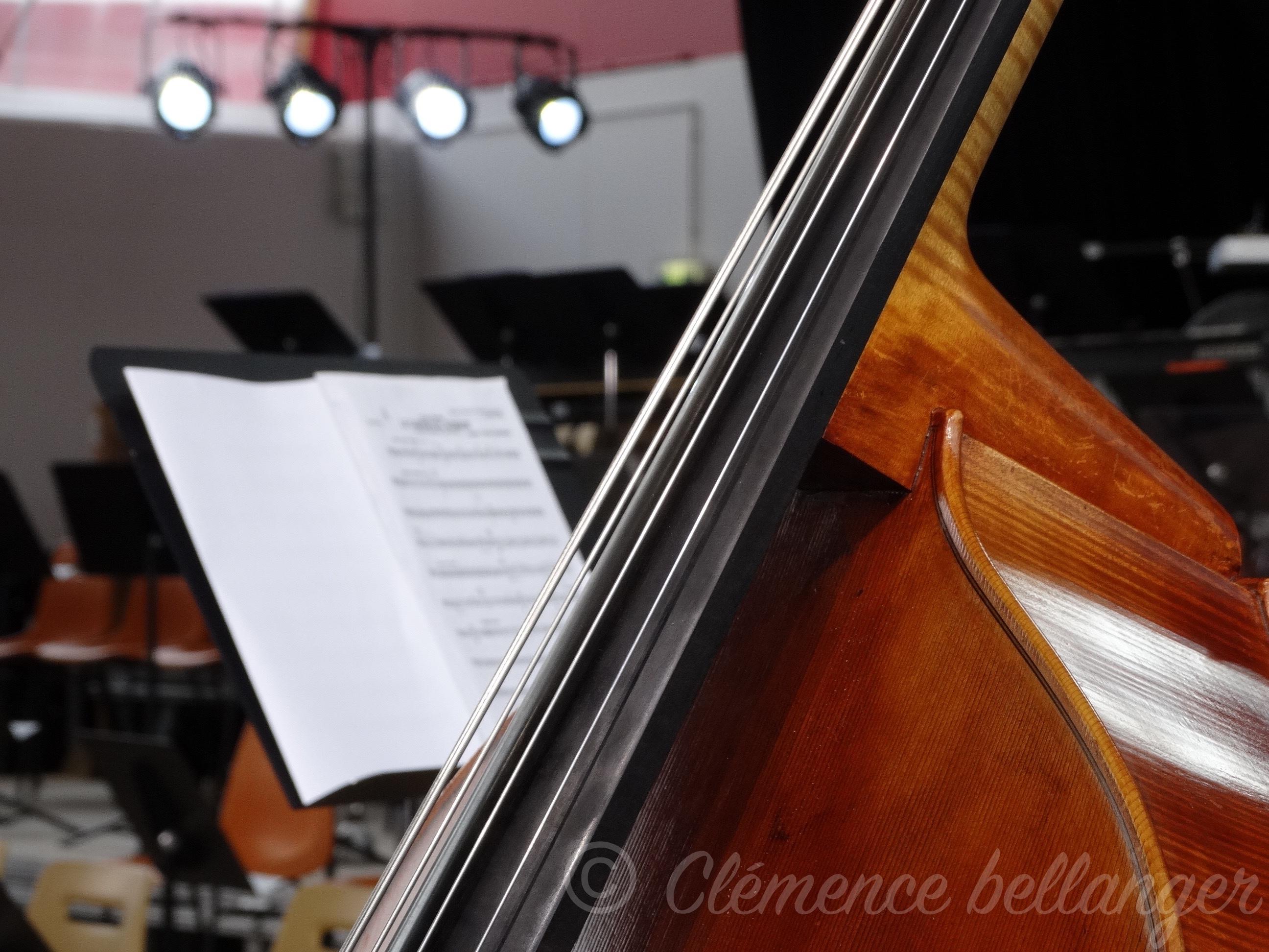 Concert de la Brigade de musique des sapeurs pompiers de Paris (photos – suite @Cl. Bellanger / clicker pour agrandir)