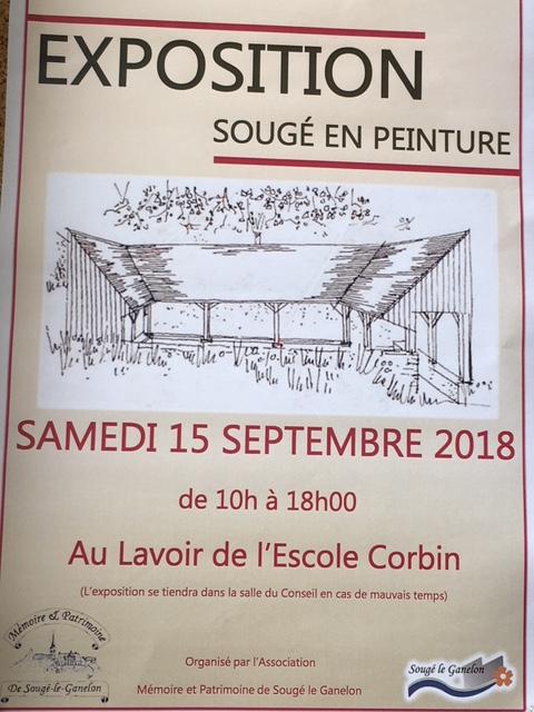 Journée du Patrimoine 2018 à Sougé
