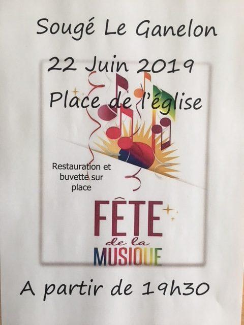 Fête de la musique (22 juin 2019)
