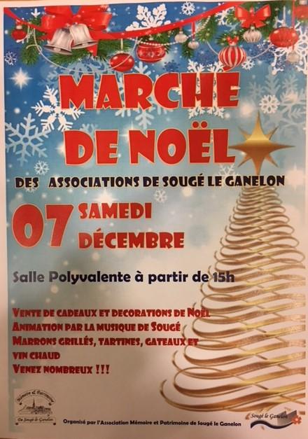 Marché de Noël associatif 2019