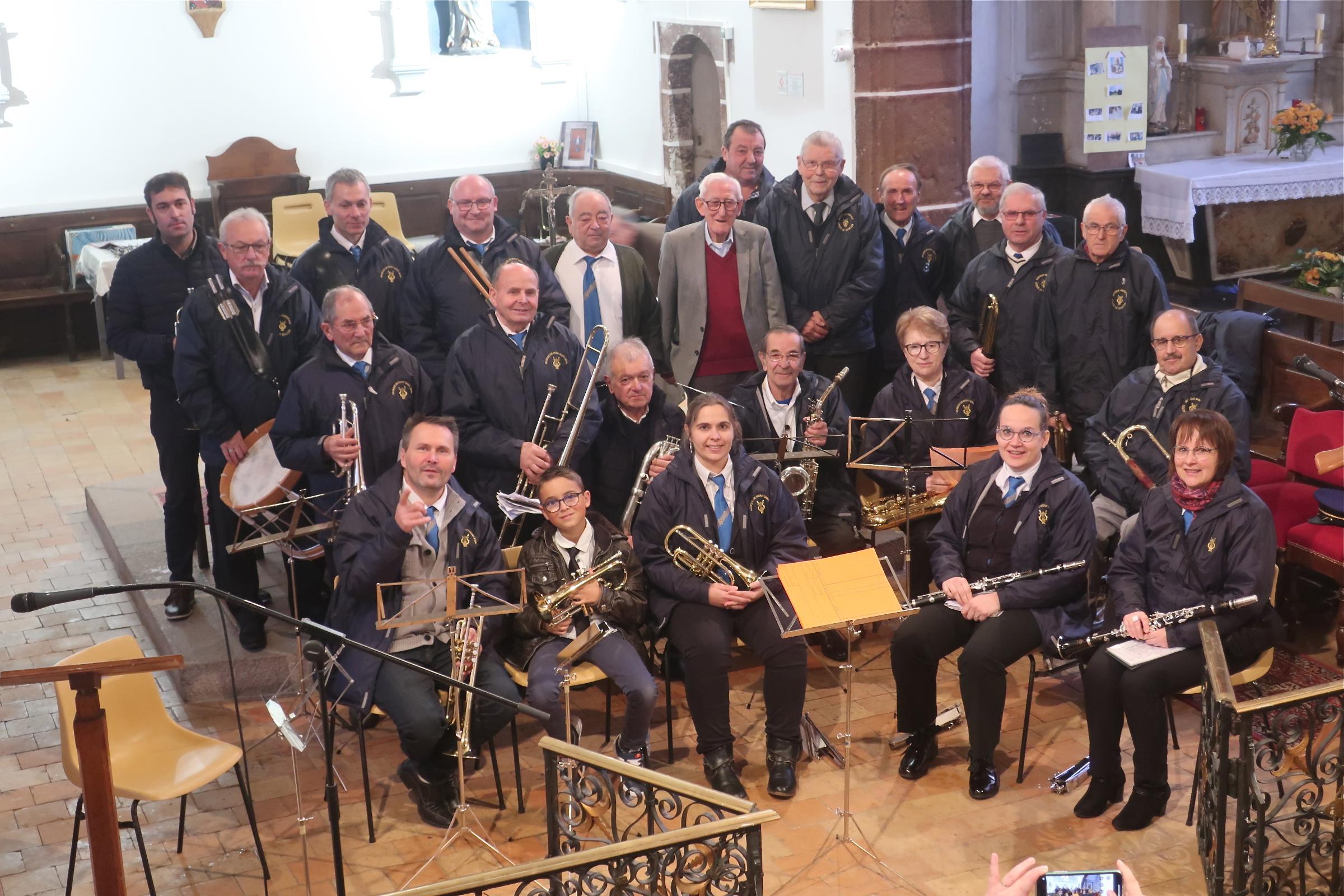 Fête des Musiciens (fête sainte Cécile)