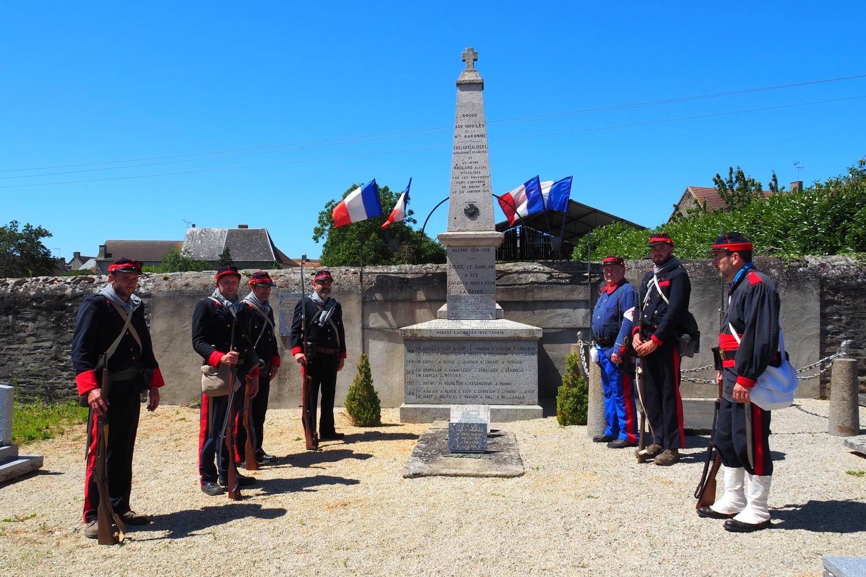 Commémoration du 24 janvier 1871 : la commune de Sougé incendiée …