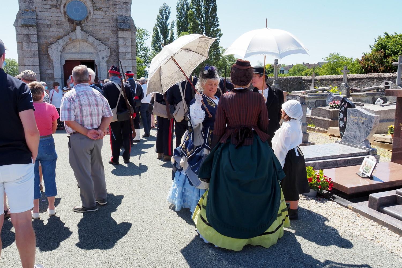 Commémoration du 24 janvier 1871 : retour en photos (expo en Mairie jusqu'au 25.07.2021)